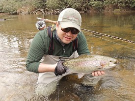 Nc Fly Fishing Guide Service Fly Fishing Lessons Guide Trips